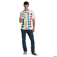 Twister Alternative Adult Men's Costume