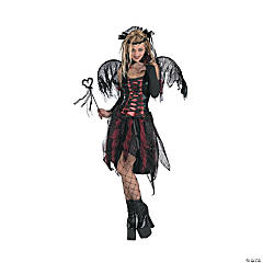 Vamp Fairy Costume for Girls