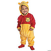 Winnie The Pooh Infant Kid's Costume