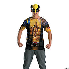 Battle Scars Alternative Wolverine Costume for Men
