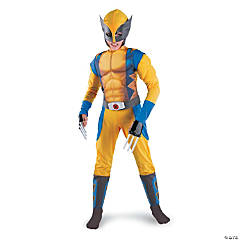 Wolverine Classic Costume for Boys