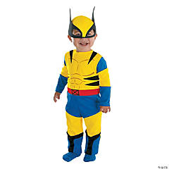 Wolverine Costume for Infants