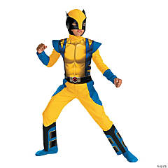 Wolverine Origins Costume for Boys