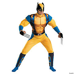 Origins Classic Muscle Wolverine Costume for Men