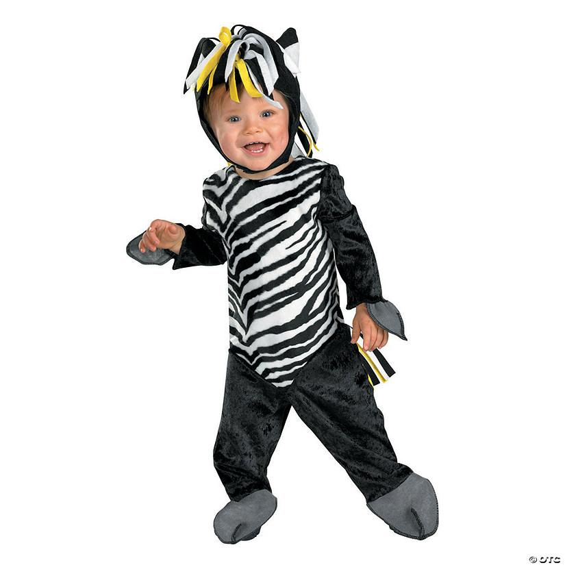 sc 1 st  Oriental Trading & Baby Zany Zebra Costume