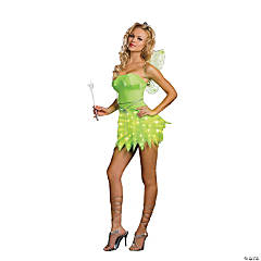 Bright Sprite Adult Women's Costume