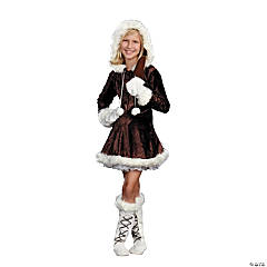 Eskimo Cutie Pie Girl's Costume