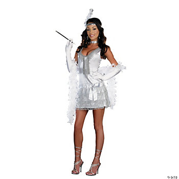 Flap Happy Adult Women's Costume
