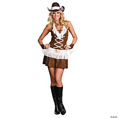 Howdy Partner Adult Women's Costume