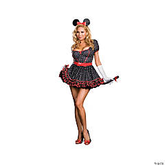 Mousing Around Adult Women's Costume