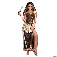 Remember The Trojans Adult Women's Costume