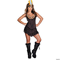 Reservation Royalty Adult Women's Costume