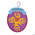 Handprint Cross Sign Craft Kit