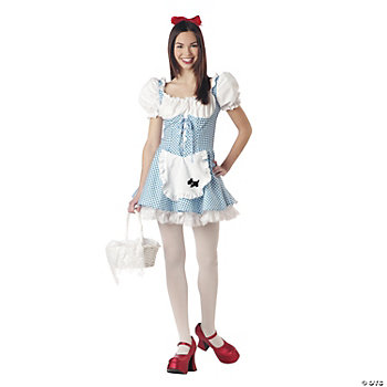 Storybook Sweetheart Teen Adult Women's Costume