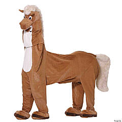 Horse 2 Man Adult Costume