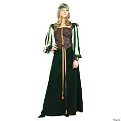 Maid Marion Adult Women's Costume