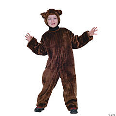 Teddy Bear Toddler Kid's Costume