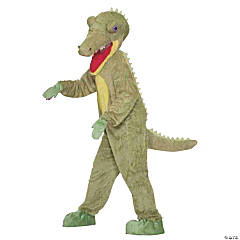 What A Croc Mascot Adult Costume