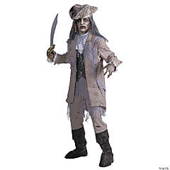 Zombie Pirate Adult Men's Costume