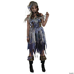 Zombie Pirate Adult Women's Costume