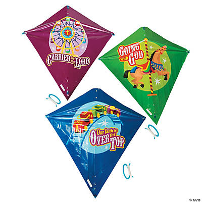 """Over the Top"" Kites"