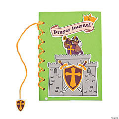 """MIghty Kingdom"" Prayer Journal Craft Kit"
