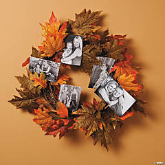 Wreath Photo Art