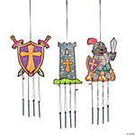 "Color Your Own ""Mighty Kingdom"" Wind Chimes"