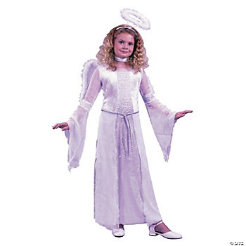 Angel Heavenly Girl's Costume