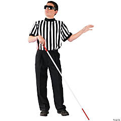 Boy's Blind Referee Costume