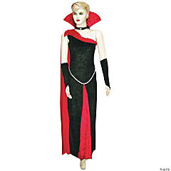 Blood Raven Adult Women's Costume