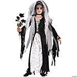 Bride Of Darkness Girl's Costume
