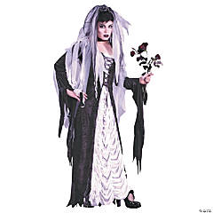 Bride Of Darkness Adult Women's Costume