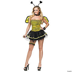 Busy Bee Adult Women's Costume