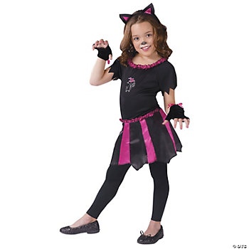 Cat Sweetheart Girl's Costume