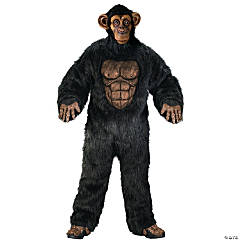 Comical Chimpanzee Costume