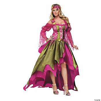 Fairy Queen Small Adult Women's Costume