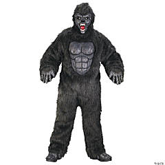 Ferocious Gorilla Costume for Men
