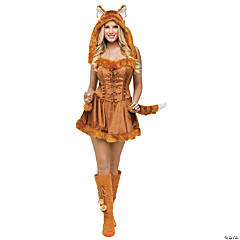 Foxy Lady Adult Women's Costume