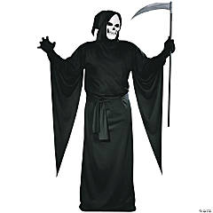Grim Reaper Robe Adult Men's Costume