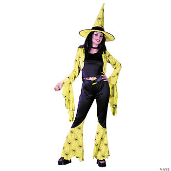 Groovy Witch Adult Women's Costume