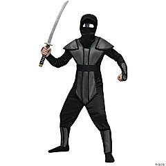 Haunted Mirror Ninja Boy's Costume