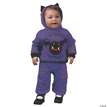 Hooded Bat Kid's Costume