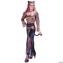 Jungle Cat Jane Women's Costume