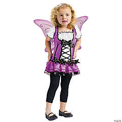 Lilac Fairy Costume for Toddlers