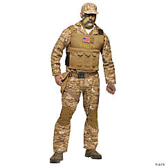 Navy Seal Adult Men's Costume