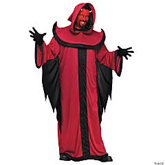 Prince Of Darkness Adult Men's Costume