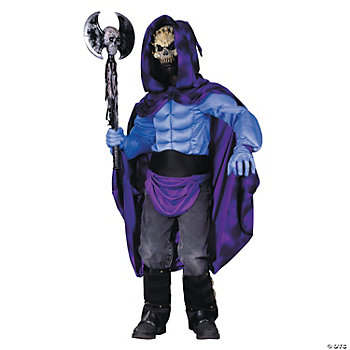 Skeleterror Boy's Costume