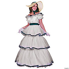 Southern Belle Small Adult Women's Costume