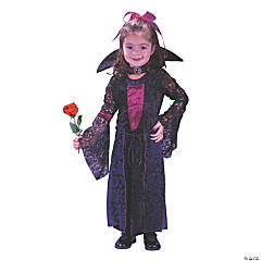 Vamptessa Toddler Girl's Costume